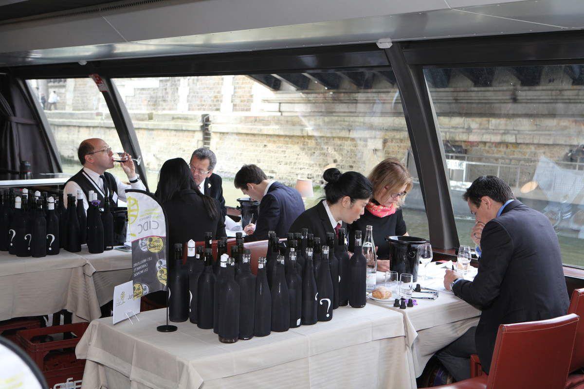 Concours international des cabernets : succès australien devant un vin de Pays d'Oc