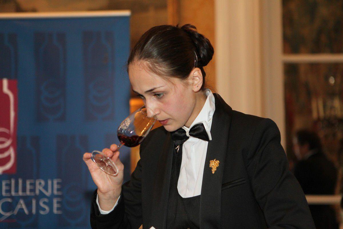 Il y a cinq ans, Julia Scavo était en finale à l'ambassade du Portugal. Mais c'est Bertrand Bijasson qui est reparti avec le titre. Photo JB