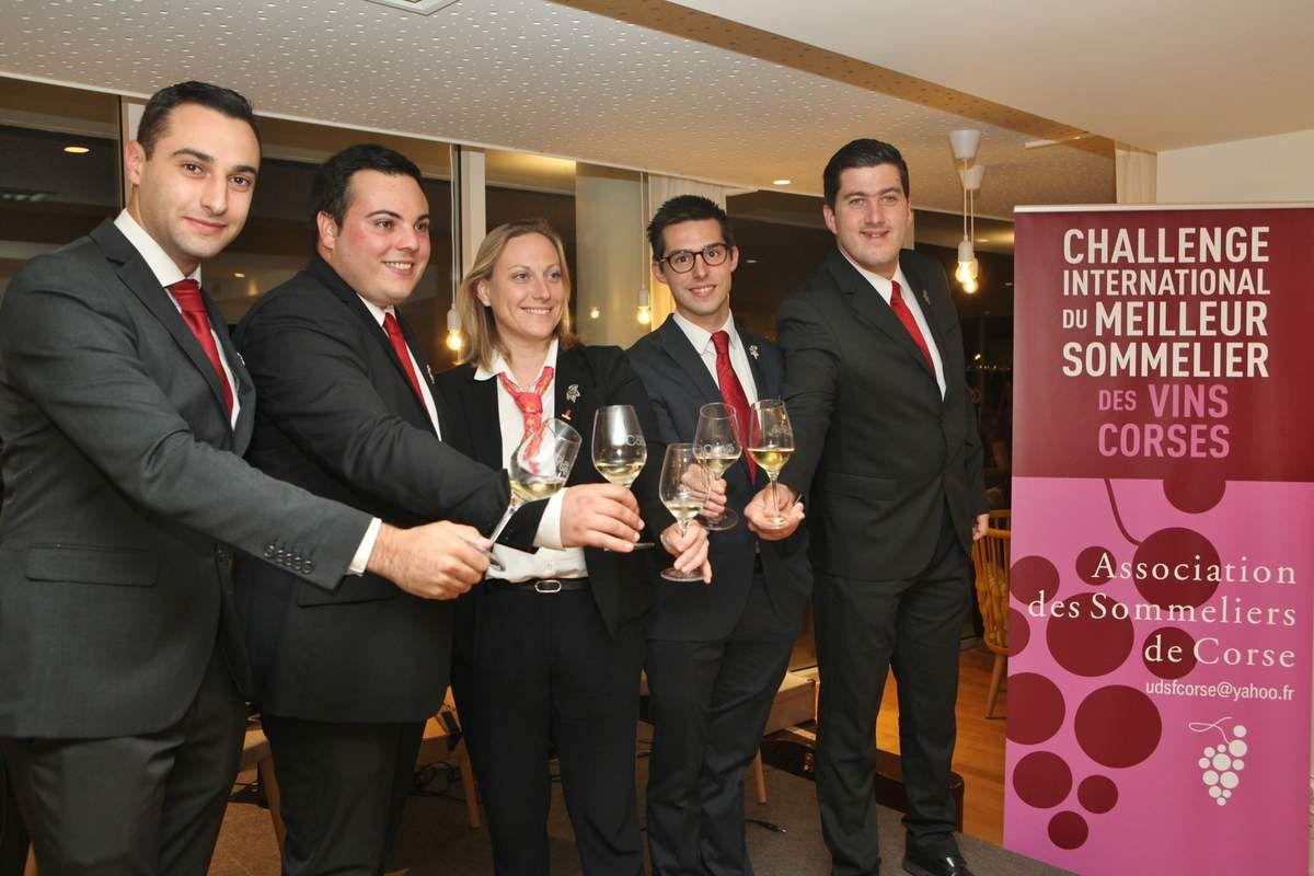 Cinq candidats travaillant tous en Corse étaient en compétition il y a deux ans. (Photo JB)