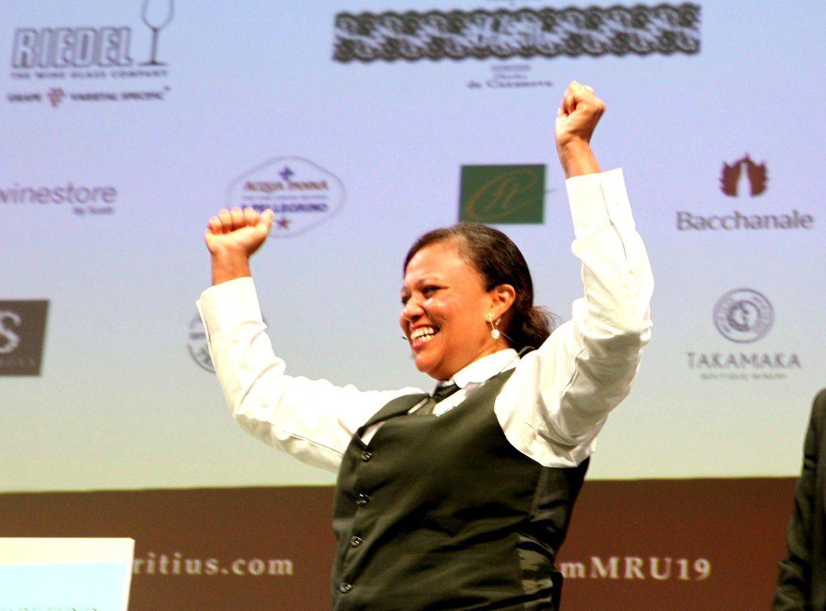 De Lores Malin, candidate à cinq reprises, a vu ses efforts et son entêtement récompensés. (Photo JB)