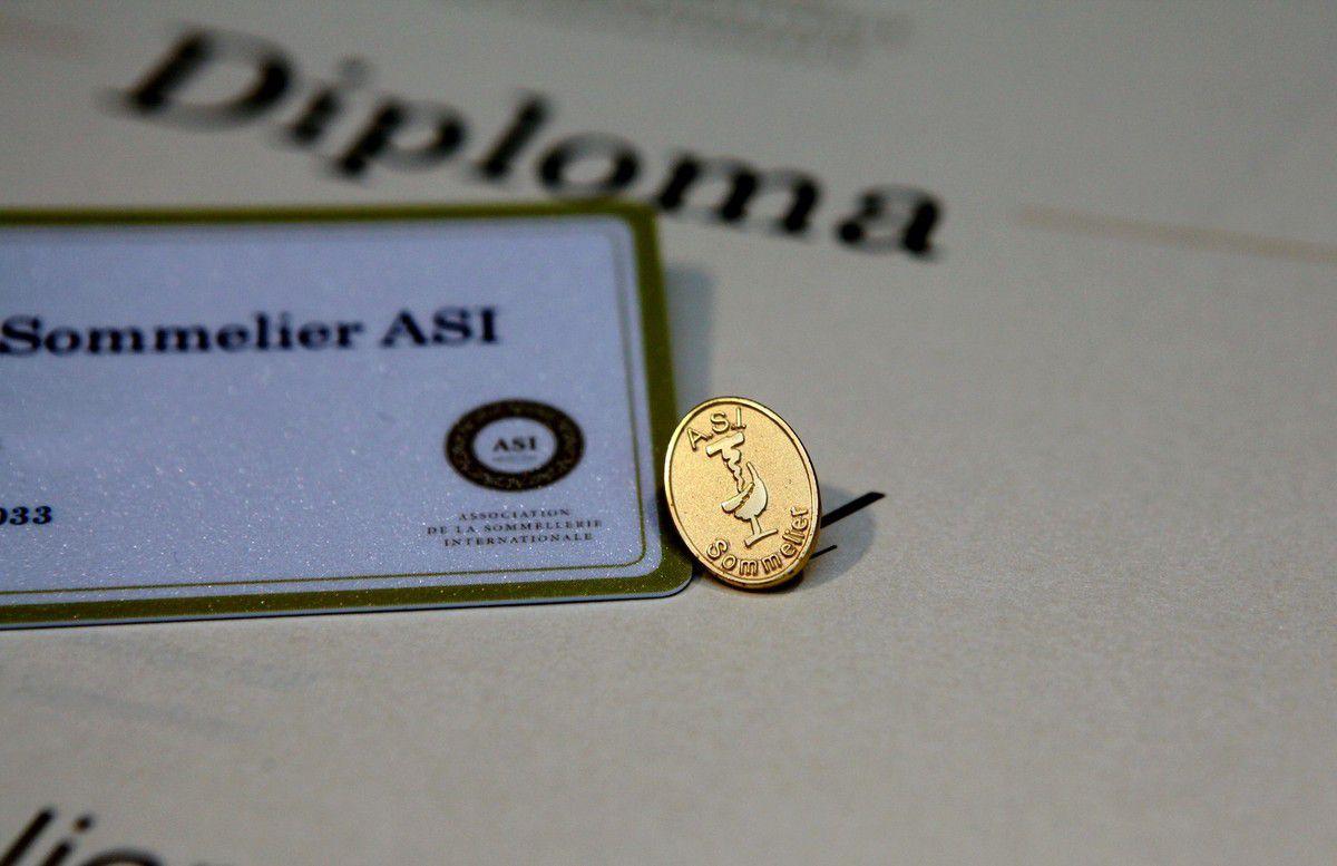 Sommellerie : préparez la certification ASI grâce au questionnaire de l'édition 2019