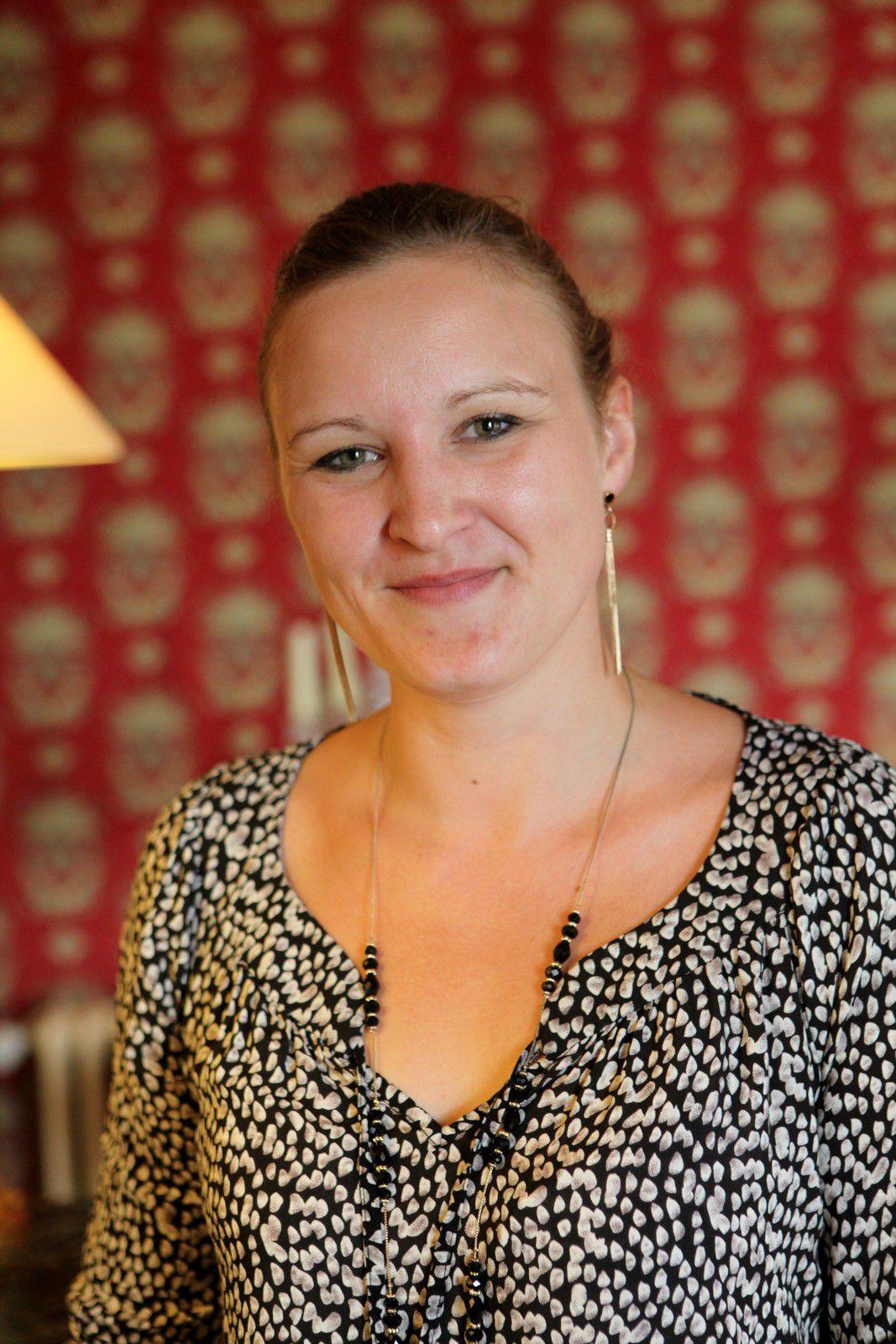 Laetitia Trouillet-Martin assurera la formation des élèves de la section BP. (Photo JB)