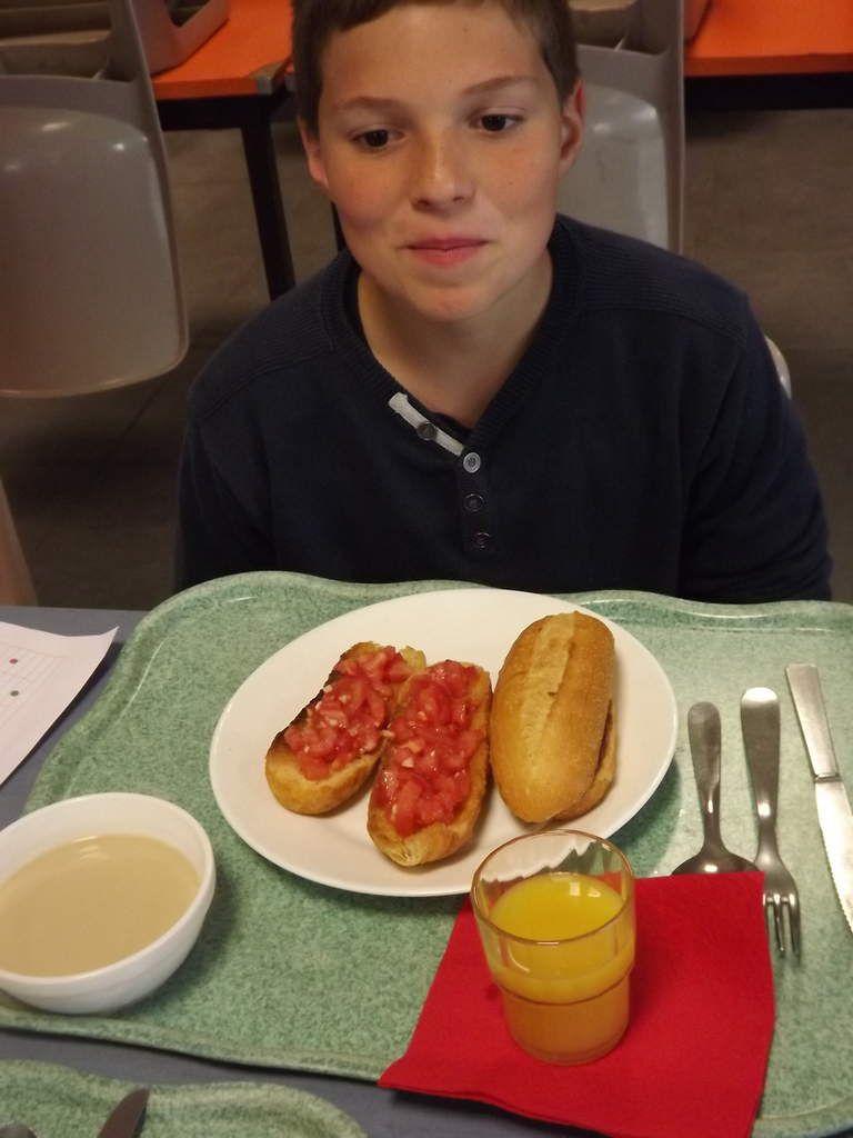 Pet't Déjeuner européen