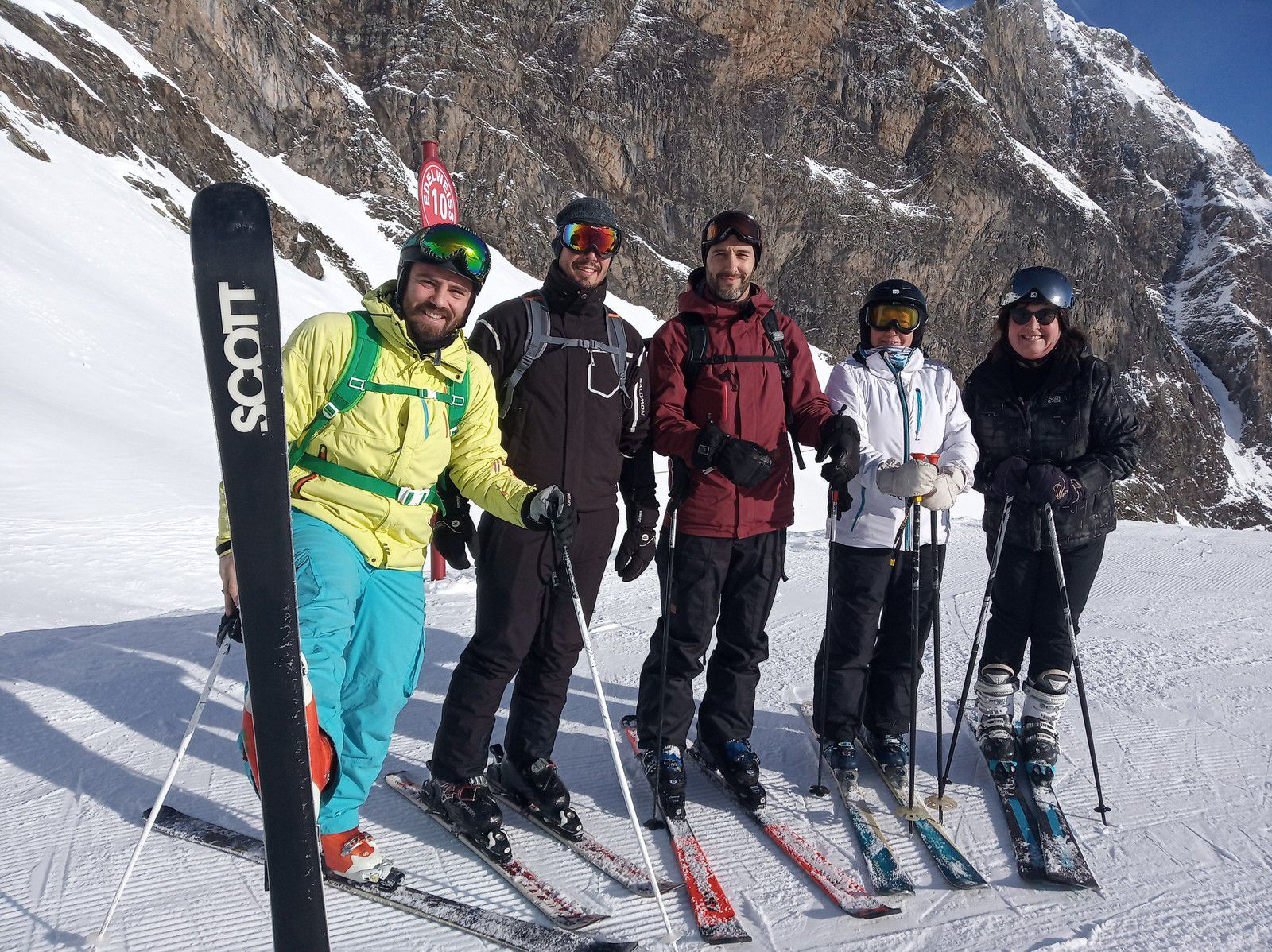 Séjour ski - jour 2