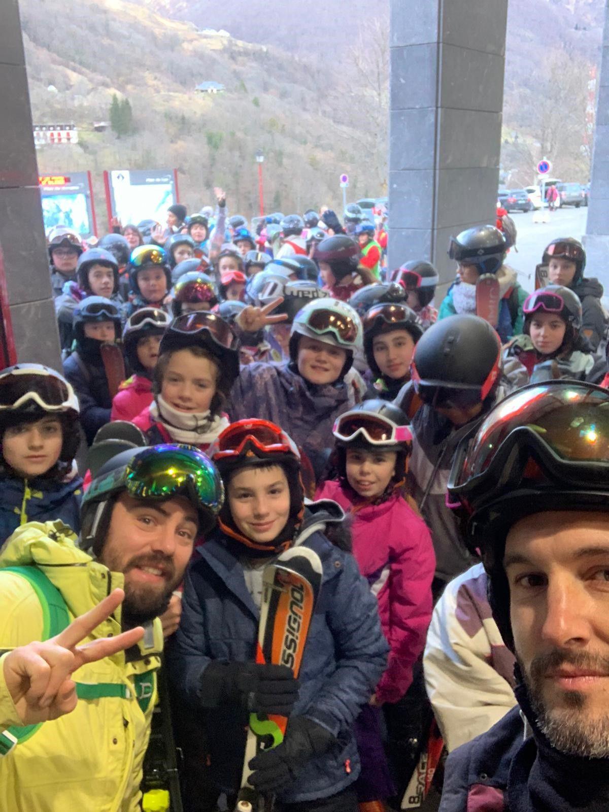 Séjour au ski - mercredi