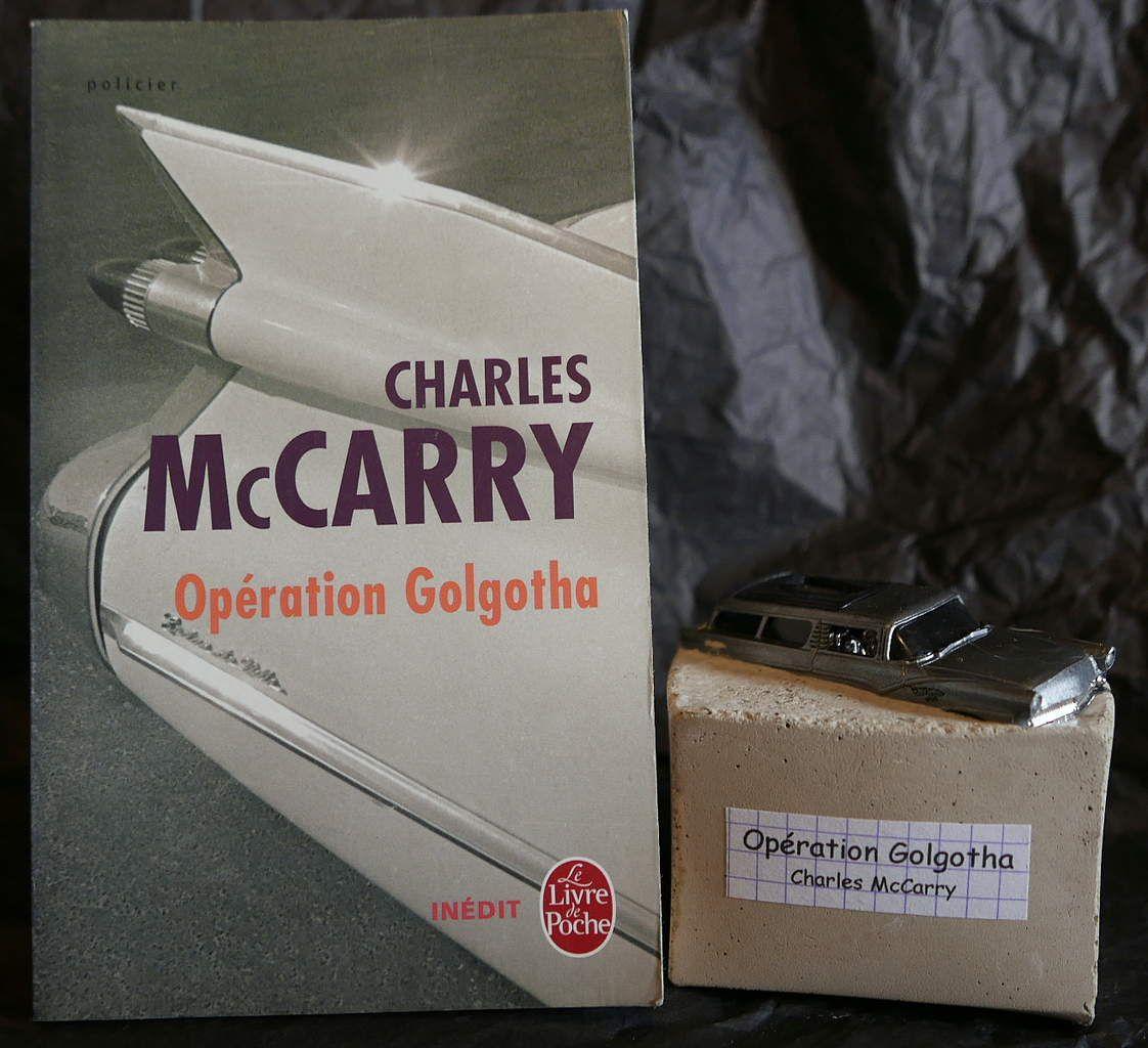 Opération Golgotha: Premier roman de Charles McCarry. Roman d'espionnage, agents doubles, cyniques, agents de diverses nationalités...tout ce beau monde va s'embarquer à bord d'une Cadillac et se propulser de Suisse jusqu'au Soudan, chacun surveillant les autres...