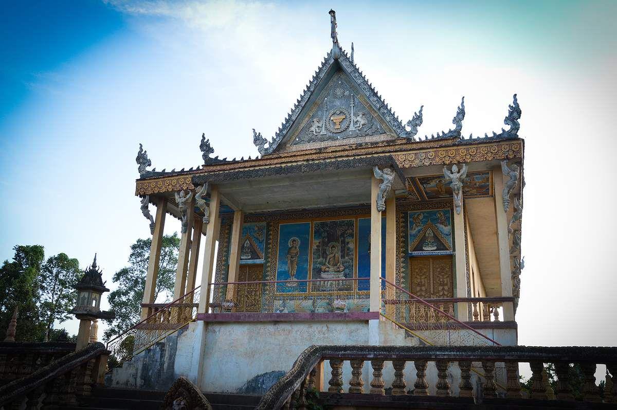 Cambodge 2015: Elephant Valley Project - Sanctuaire pour éléphants