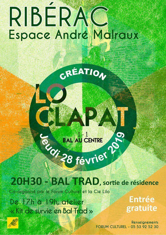 Bal trad jeudi 28 fevrier à Riberac!!!!