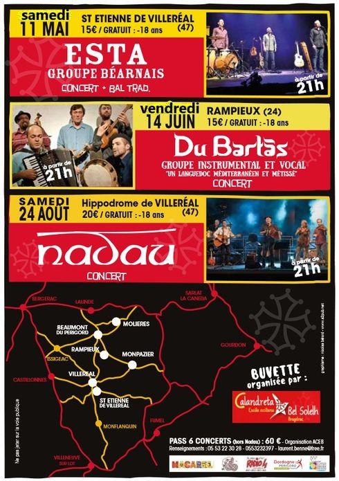 Bastid'Òc - Festival occitan dins lo país de Belmont de Perigòrd