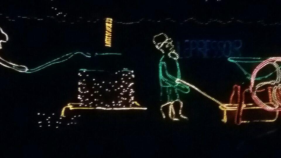 SORTIE Illumination des villages de l'orne
