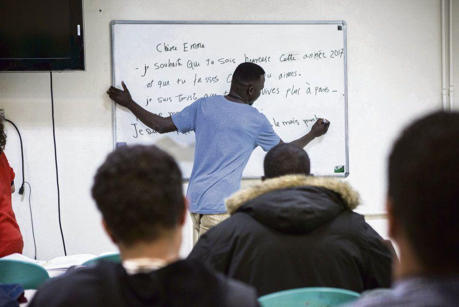 Exilés. À Paris-III, les réfugiés retrouvent les bancs de la fac