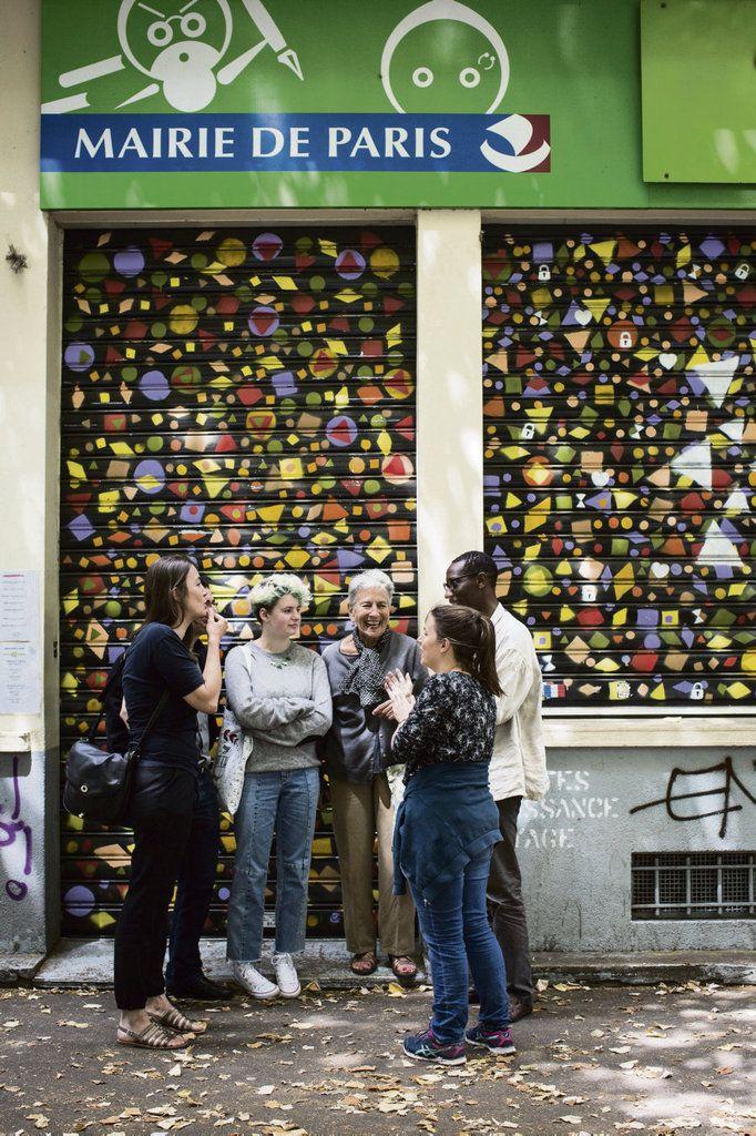 Paris. Jeunes exilés, mais jeunes avant tout