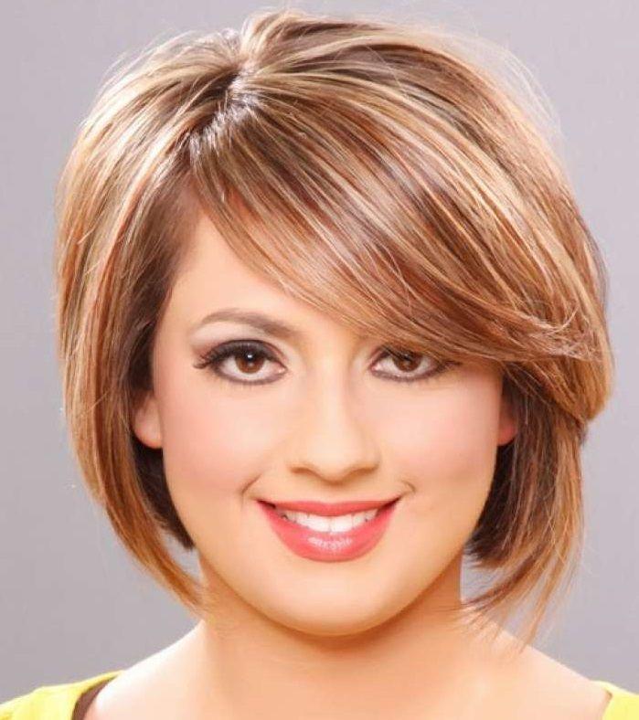 Quelle coupe de cheveux pour les femmes rondes