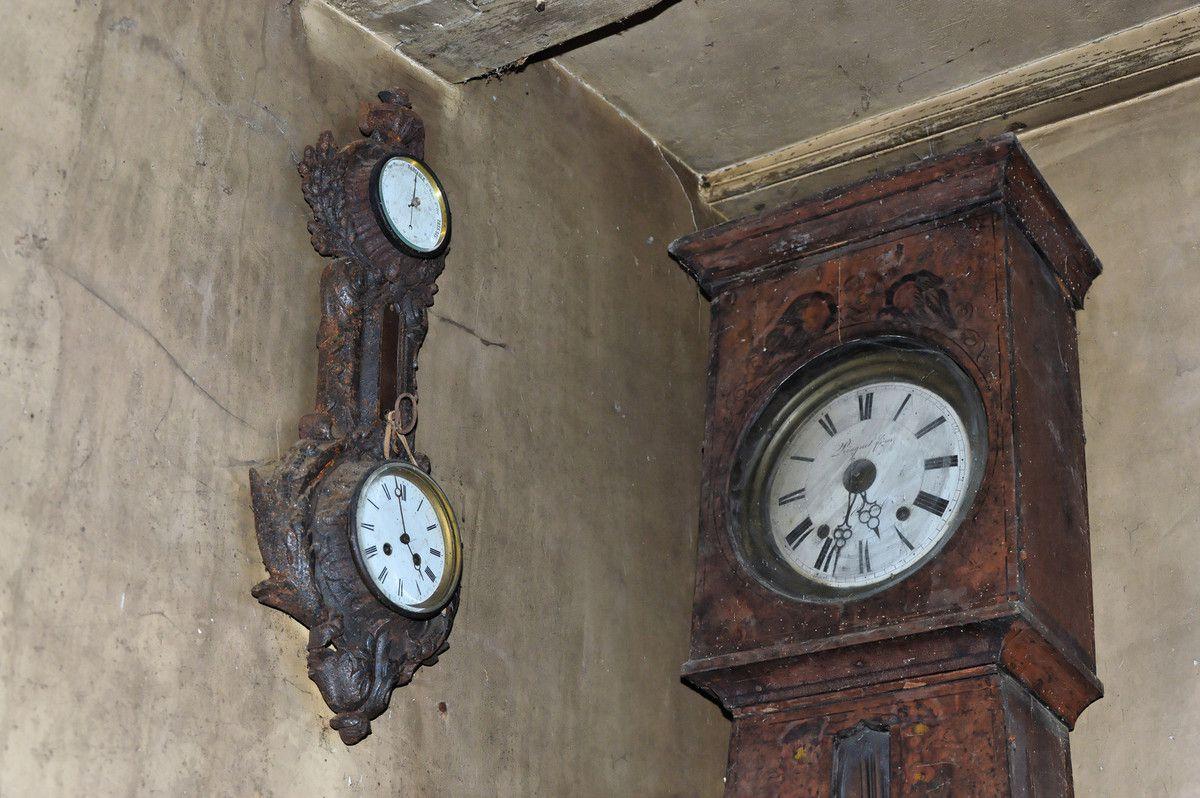 Juin 2015 thème : vieille horloge