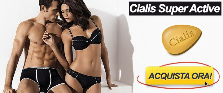 Acquista Cialis Super Active