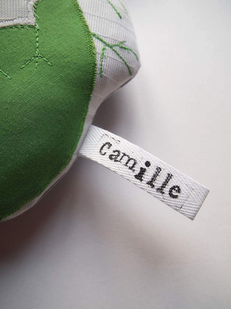 Création Zut! Camille