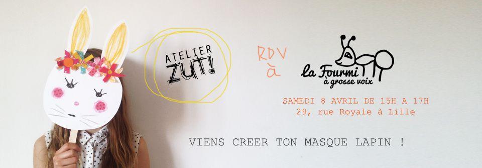 Atelier Zut! à La Fourmi