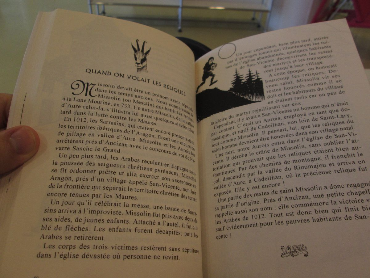 L'histoire secrète de la Bigorre