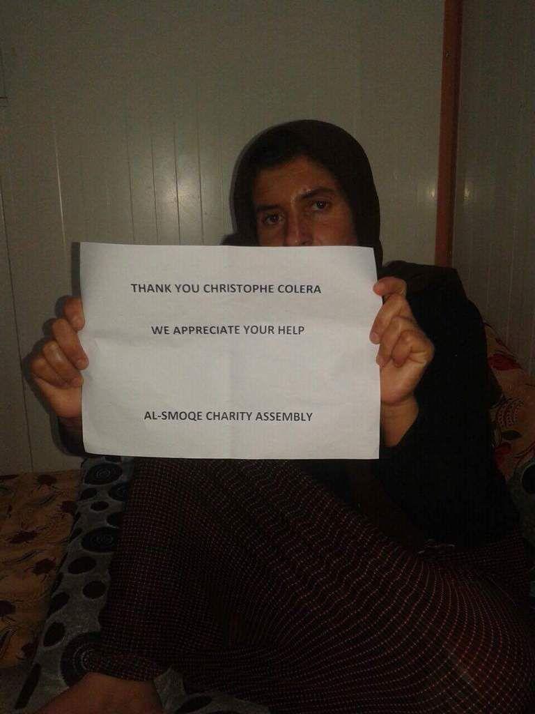 Aidons les femmes yézidies en Irak !