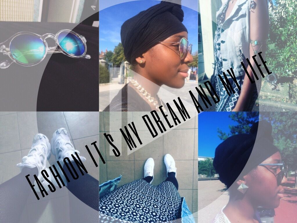 Fashion it's my dream and my life