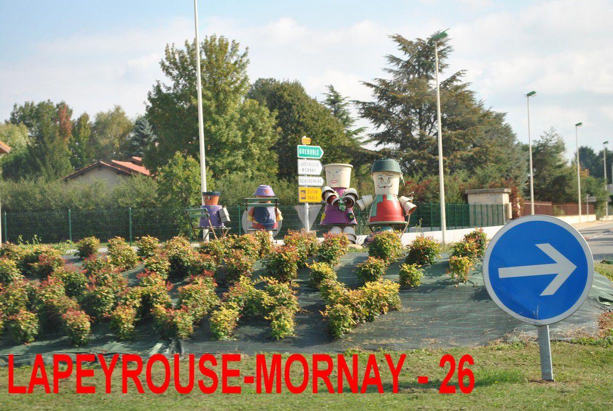 Lapeyrouse - Drôme (26)