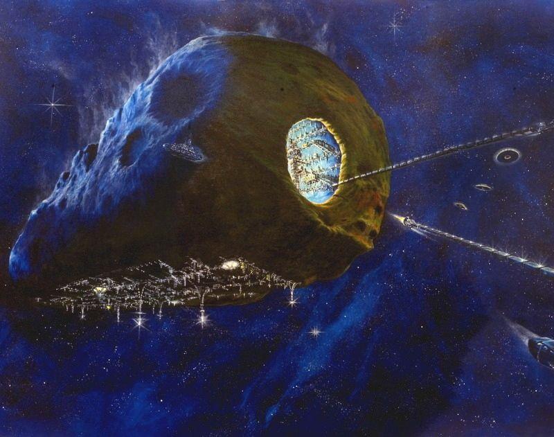 L'ascension des cités stellaires