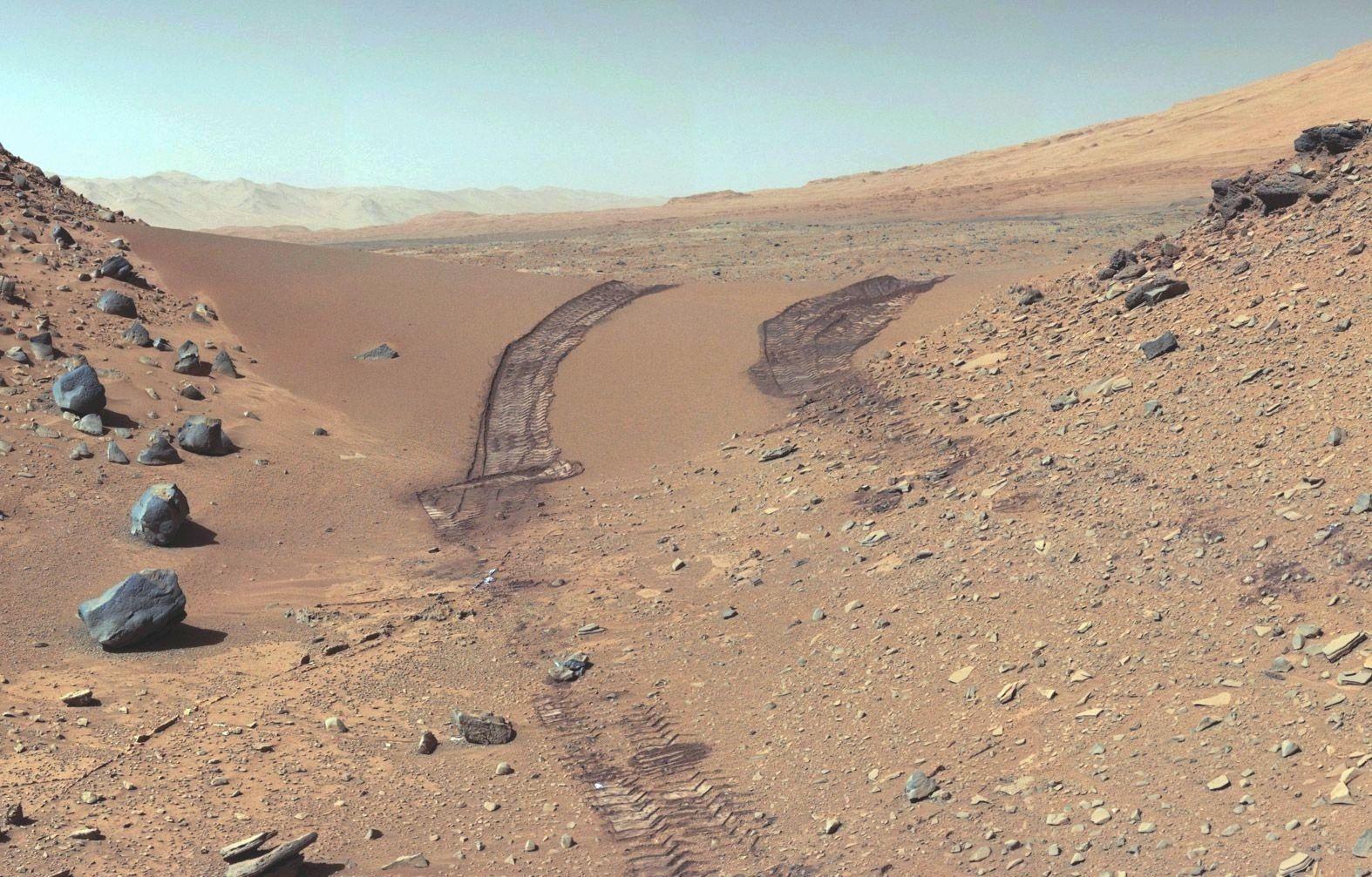 Le contact avec Mars et les autres mondes (2/2)