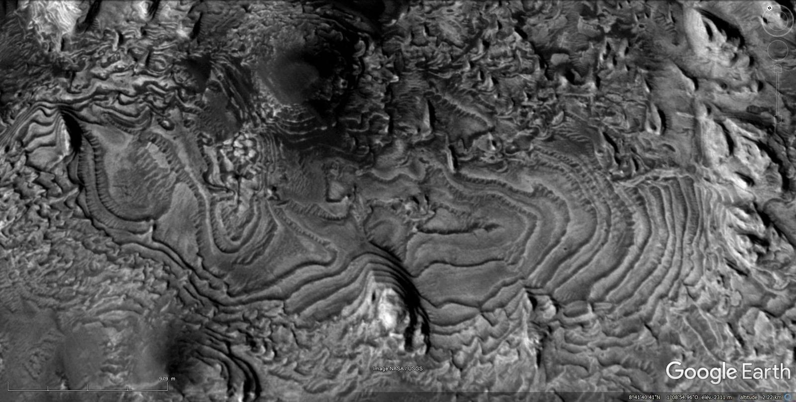L'agriculture sur Mars
