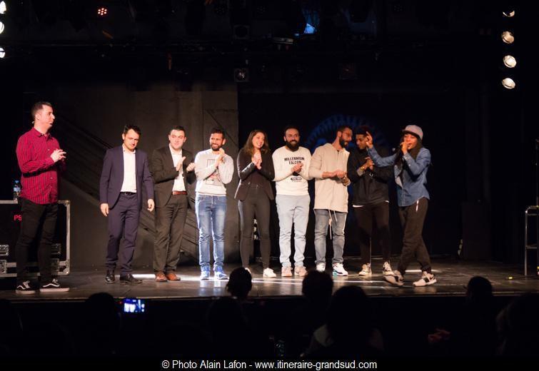 LE FADA COMEDY CLUB – 18 janvier 2019
