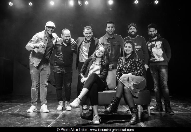 Photos du Fada Comedy Club du 23 février 2019