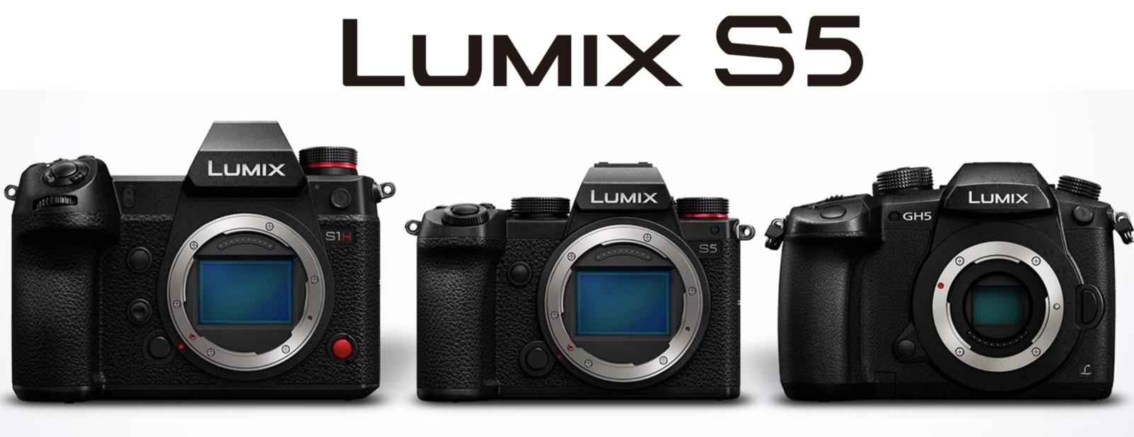 Test du Panasonic Lumix S5 : un GH5 Full Frame ou mini S1H ? (+ VIDEO)