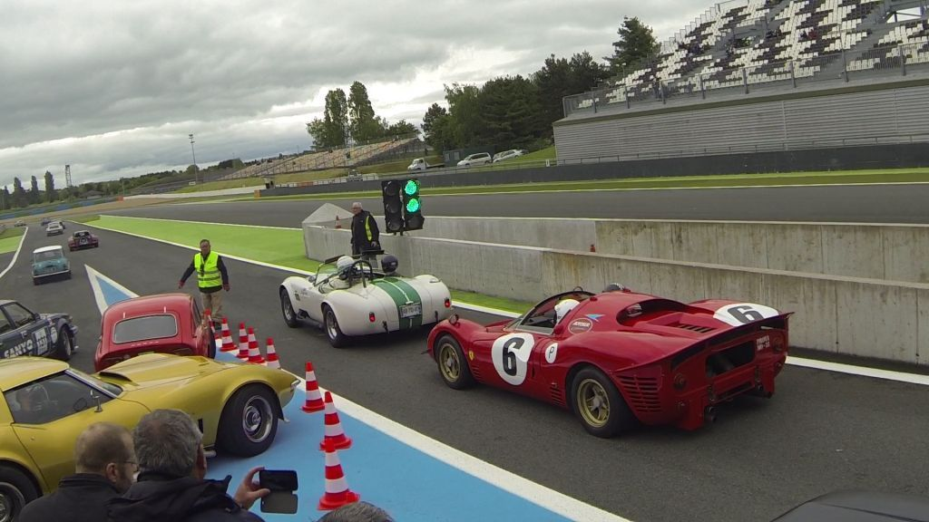 Classics days Magny Cours 2015