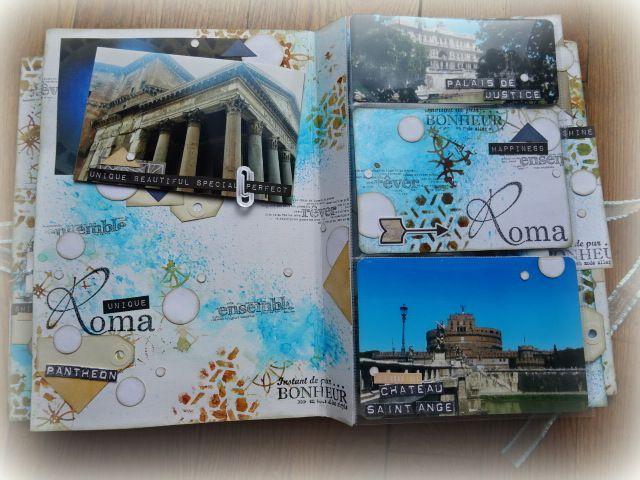 """Rome (13), Crop 25: """"Hello Rome"""" par Iggydodie"""