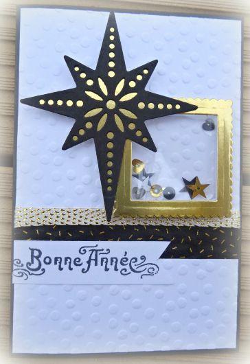 """SUThinlits """"étoiles brillantes""""."""