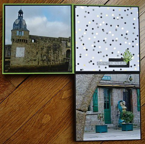 Mini-album Pyramide: Finistère.