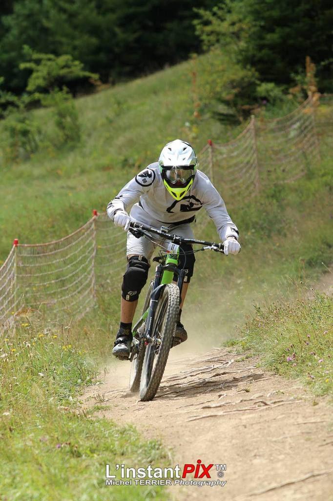VTT : DH au Col de l'Arzelier