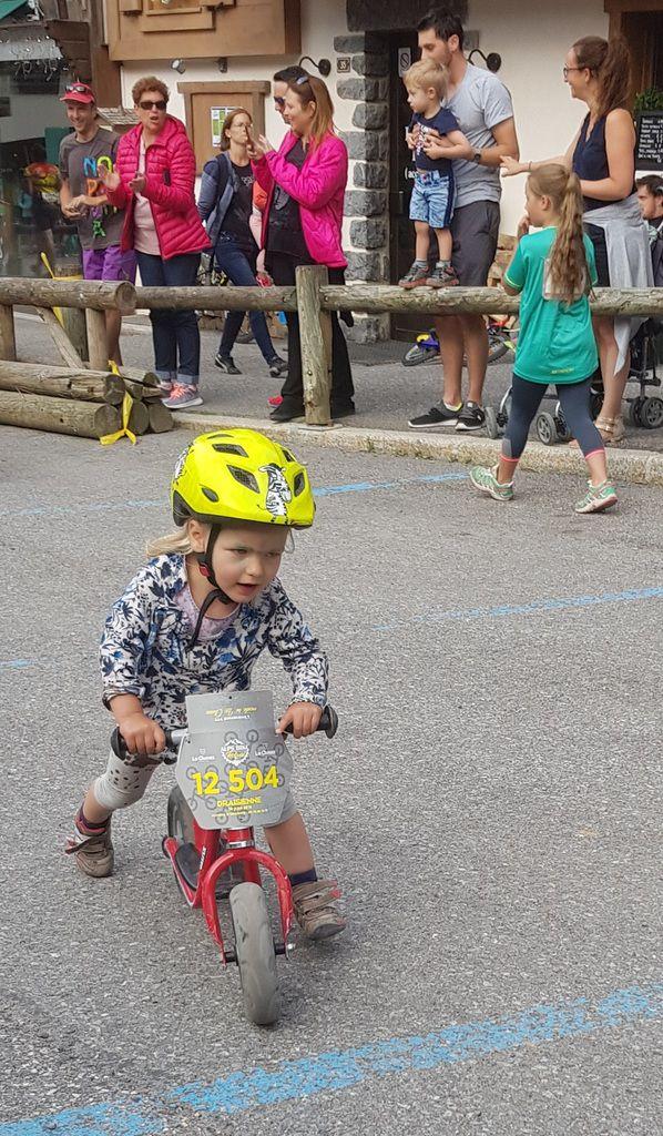 2018, Enduro de La Clusaz, Alps Bike Festival : Tu attendras ta mass start !