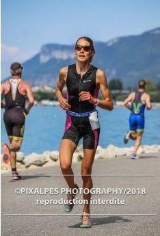 """2018, Flo, Triathlon """"Olympique"""" d'Aix les Bains : Dossards 3 et 1033 !"""