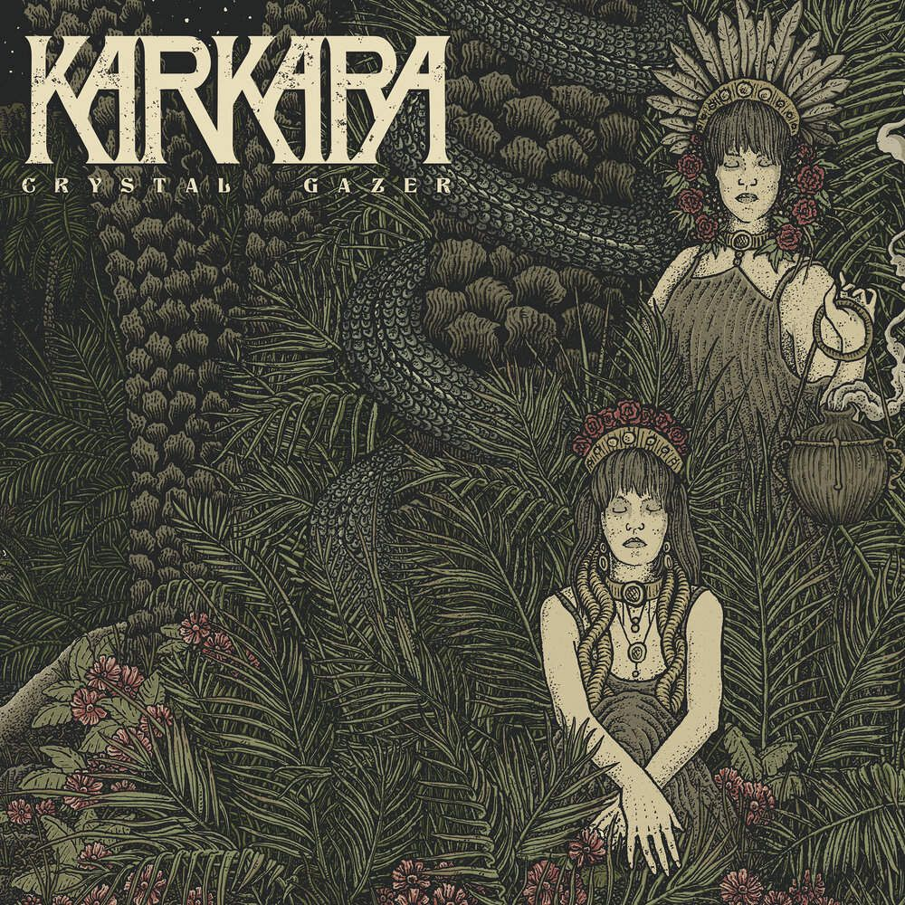 "[CHRONIQUE CD] KARKARA - ""Crystal Gazer"""