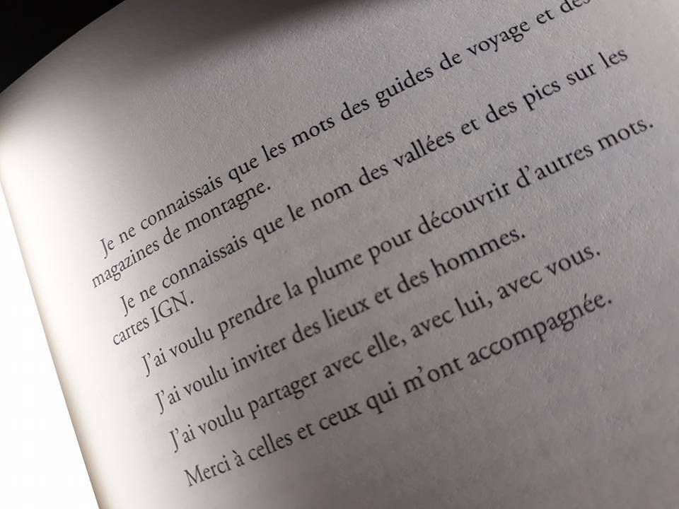Les mots de Cécile