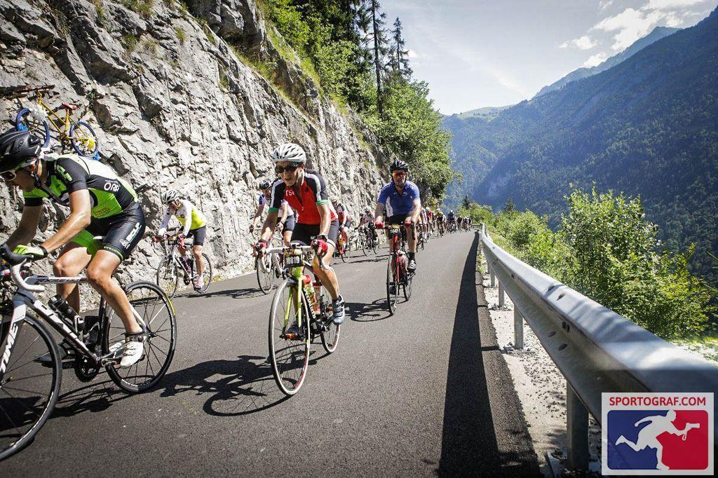"""""""L'Etape du Tour """" Annecy-Le Grand Bornand (08/07/2018)"""