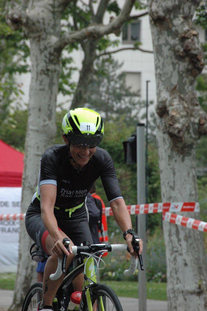 Triathlon M d'Enghien-les-Bains 2019
