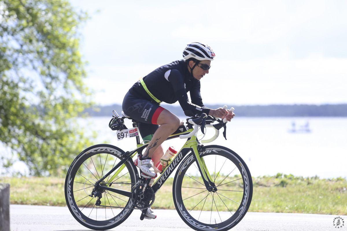 Triathlon L de Lacanau Mai 2019