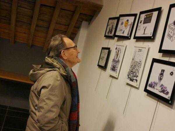 Quelques photos du salon du livre de Karima Azzaoui