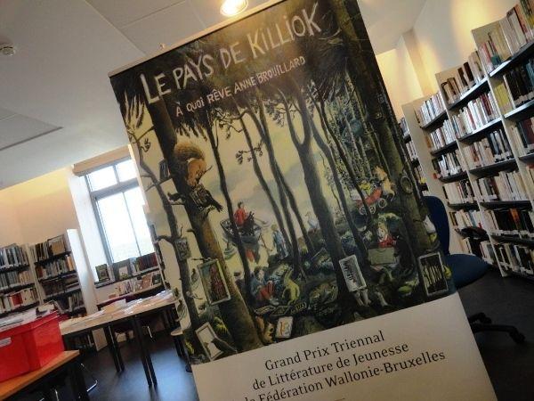 EXPO Le Pays de Killiok [A quoi rêve Anne Brouillard]