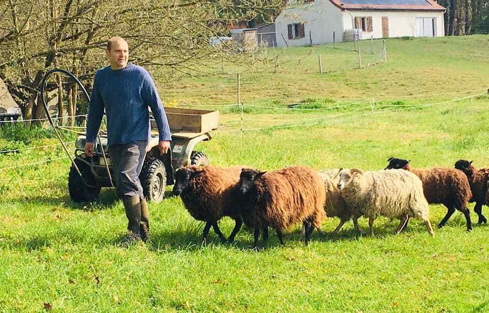 une matinée à la ferme LAIT P'TITS BEARNAIS de CASTETIS