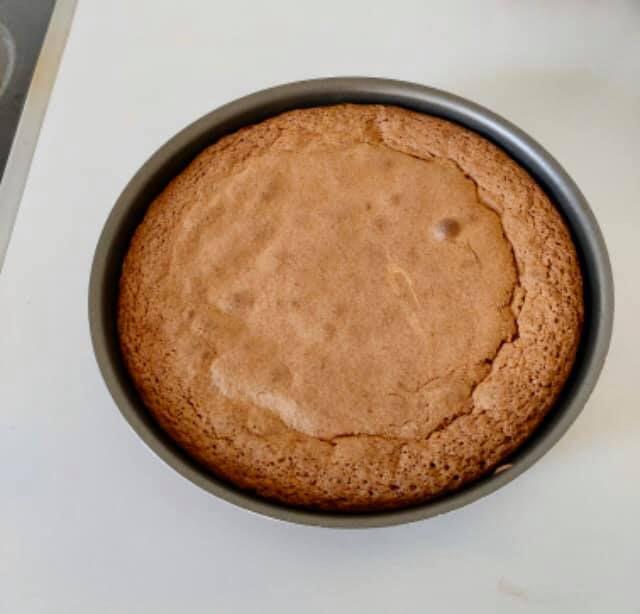 recette n°13- le gâteau au chocolat de Diégo-