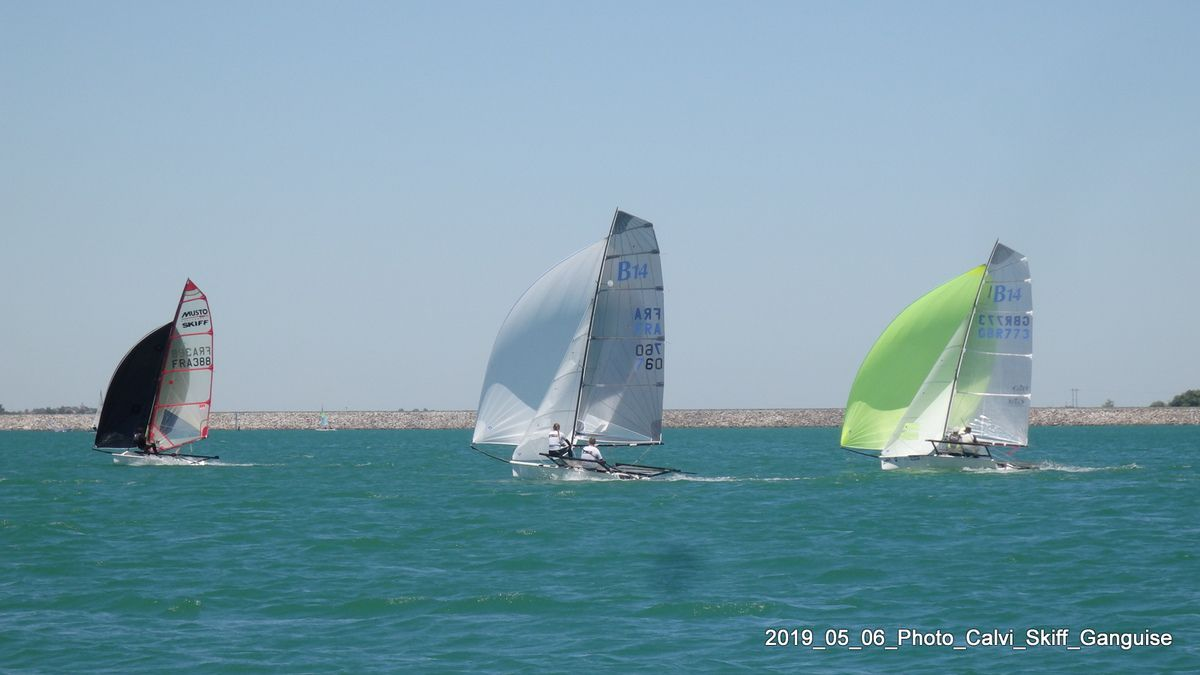 Quelques images de ce super week-end de voile