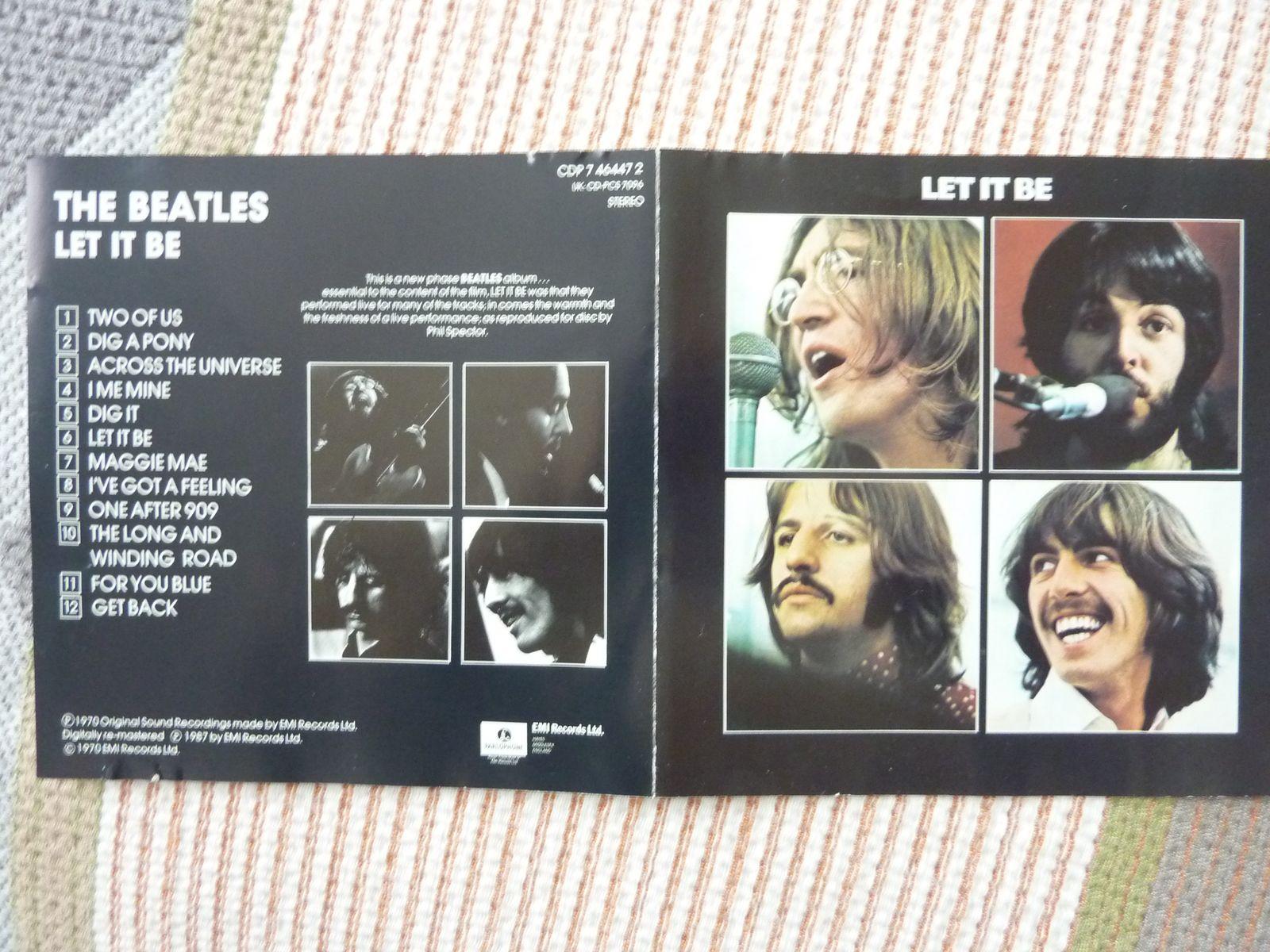 Let it Be, le dernier disque des Beatles a 50 ans cette année