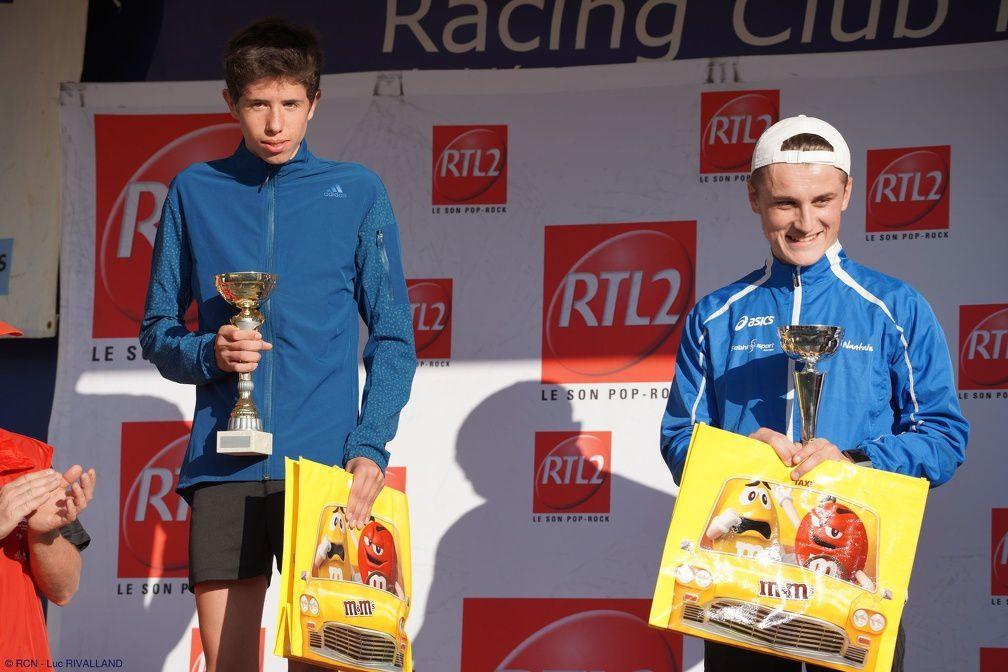 Céline bat son record au Marathon d'Amsterdam et résutats des foulées Vertaviennes